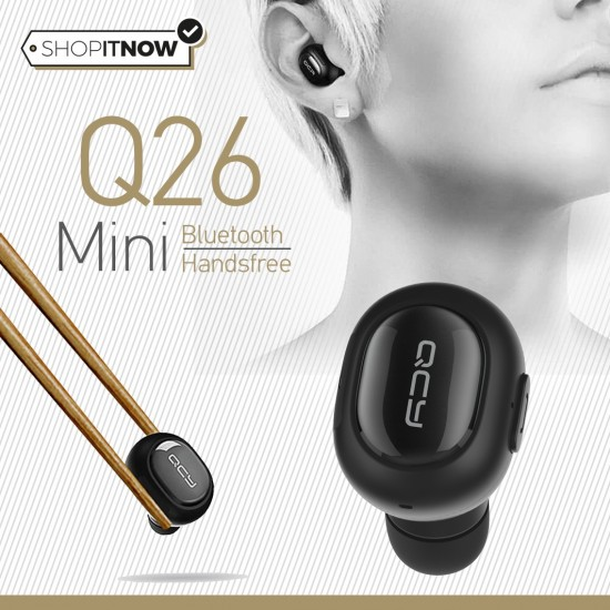 MINI BLUETOOTH HANDSFREE Q26